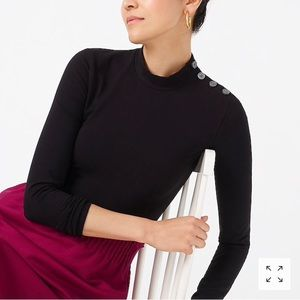 J crew long sleeve top
